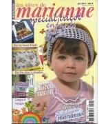 """IDEES DE MARIANNE Hors-Série """"Spécial Tricot"""" N°04"""