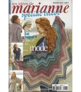 """IDEES DE MARIANNE Hors-Série """"Spécial Tricot"""" N°06"""