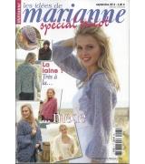 """IDEES DE MARIANNE Hors-Série """"Spécial Tricot"""" N°05"""