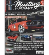 MUSTANG & SHELBY N°12 (version papier)