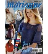 """IDEES DE MARIANNE Hors-Série """"Spécial Tricot"""" N°11"""