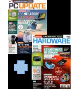 PC UPDATE + HARDWARE Abonnement 1 An