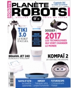 Planet Robot n°43