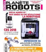 Planete Robots n°50