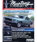 MUSTANG & SHELBY N°22 (version papier)