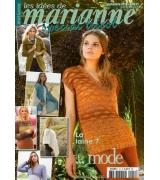 """IDEES DE MARIANNE Hors-Série """"Spécial Tricot"""" N°18"""