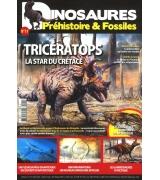DINOSAURES PREHISTOIRES & FOSSILES N°10