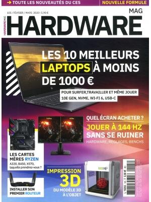 HARDWARE MAGAZINE N°105