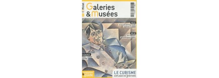 OFFICIEL DES GALERIES ET MUSEES (L')