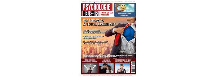 PSYCHOLOGIE REUSSIR
