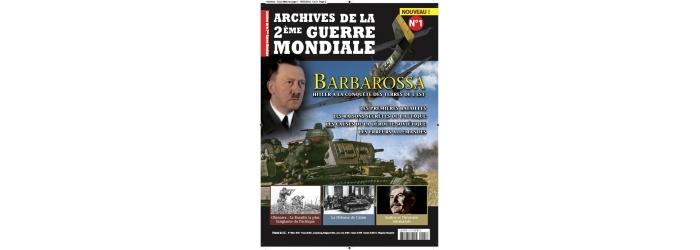 Les Archives de la Seconde Guerre Mondiale